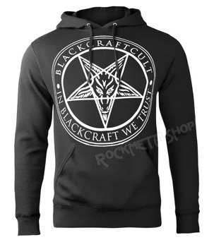 bluza BLACK CRAFT - AGAINST ALL GODS, kangurka z kapturem
