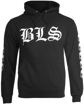 bluza BLACK LABEL SOCIETY - LOGO, kangurka z kapturem
