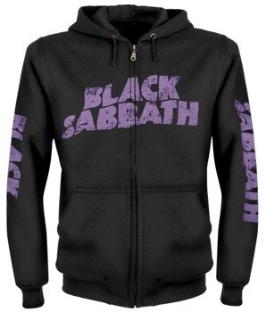 bluza BLACK SABBATH - GUITAR rozpinana, z kapturem