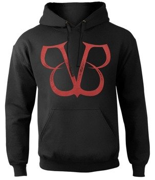 bluza BLACK VEIL BRIDES - HIGH VOLTAGE, kangurka z kapturem
