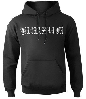bluza BURZUM - ANTHOLOGY 2018, kangurka z kapturem