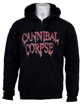 bluza CANNIBAL CORPSE - CAULDRON OF HATE, rozpinana z kapturem