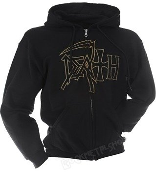 bluza DEATH - SOUND OF PERSEVERANCE, rozpinana z kapturem