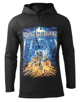 bluza IRON MAIDEN - POWERSLAVE, z kapturem