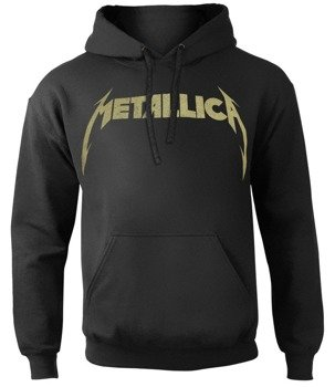 bluza METALLICA - HETFIELD IRON CROSS, kangurka z kapturem