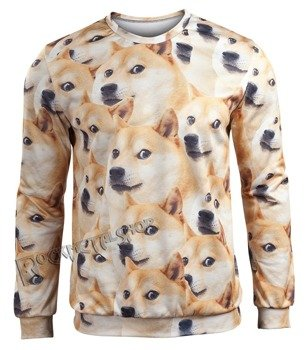 bluza MR.GUGU - DOGE