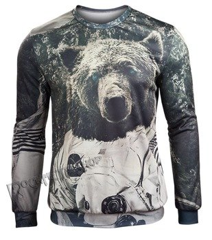 bluza MR.GUGU - NASA BEAR