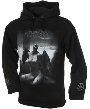 bluza MY DYING BRIDE - SONGS OF DARKNESS WORDS OF LIGHT czarna, z kapturem