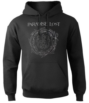 bluza PARADISE LOST - CROWN OF THORNS, kangurka z kapturem