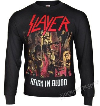 bluza SLAYER - REIGN IN BLOOD, bez kaptura