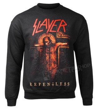 bluza SLAYER - REPENTLESS CRUCIFIX, bez kaptura