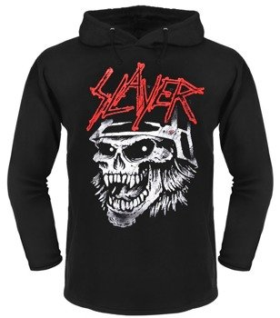 bluza SLAYER czarna, z kapturem