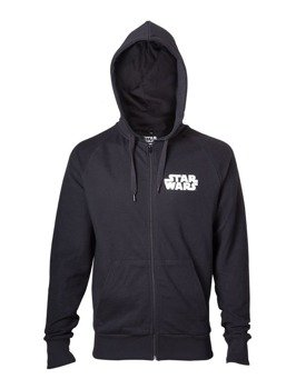 bluza STAR WARS - DARTH VADER DARK SIDE, rozpinana z kapturem