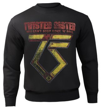 bluza TWISTED SISTER - YOU CAN' T STOP ROCK 'N' ROLL, bez kaptura