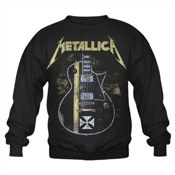 bluza bez kaptura METALLICA - HETFIELD IRON CROSS
