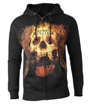 bluza rozpinana z kapturem BULLET FOR MY VALENTINE - WINGED SKULLFIRE