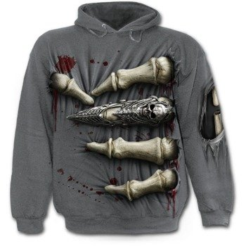 bluza z kapturem DEATH GRIP