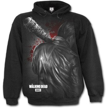bluza z kapturem THE WALKING DEAD - NEGAN - JUST GETTING STARTED