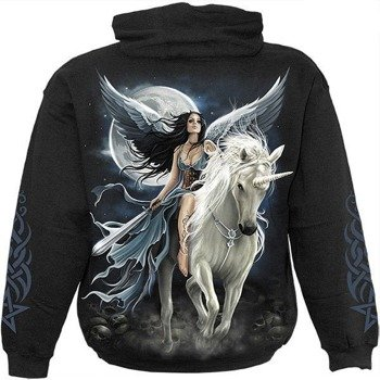 bluza z kapturem UNICORN ANGEL