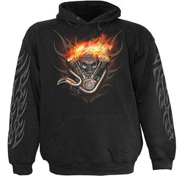 bluza z kapturem WHEELS OF FIRE
