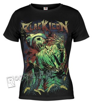 bluzka damska BLACK ICON - SCARECROW (DICON154 BLACK)
