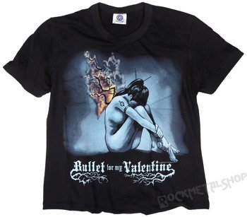 bluzka damska BULLET FOR MY VALENTINE - BURN WINGS