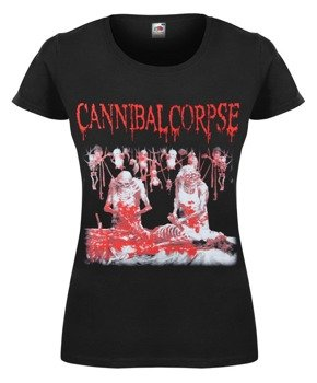bluzka damska CANNIBAL CORPSE - BUTCHERED AT BIRTH