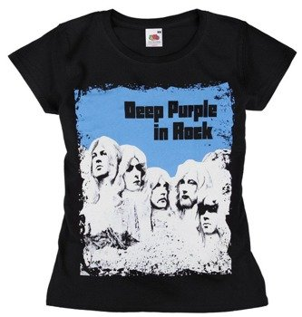 bluzka damska DEEP PURPLE - IN ROCK