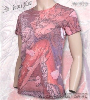 bluzka damska  IRON FIST - BEIJING ANGEL (SUBLIMATED)