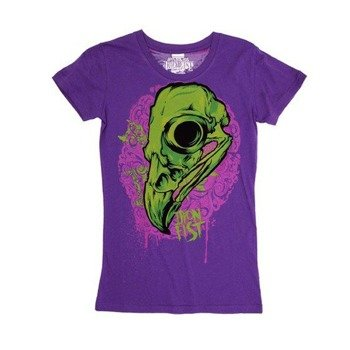 bluzka damska IRON FIST - HUNGRY POLLY (PURPLE)