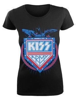 bluzka damska KISS - KISS ARMY