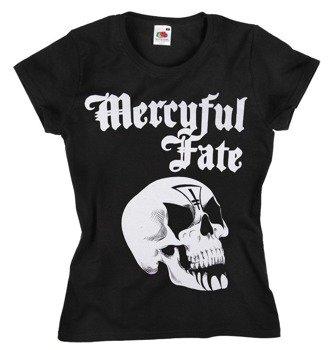 bluzka damska MERCYFUL FATE - SKULL