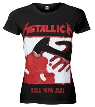 bluzka damska METALLICA - KILL 'EM ALL