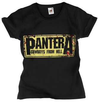 bluzka damska PANTERA - COWBOYS FROM HELL
