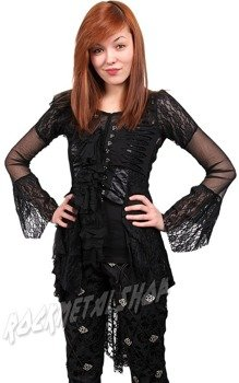 bluzka damska QUEEN OF DARKNESS (BLACK)