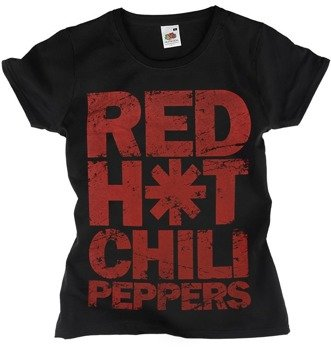 bluzka damska RED HOT CHILI PEPPERS