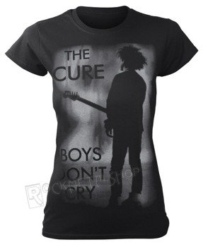 bluzka damska THE CURE - BOYS DON'T CRY