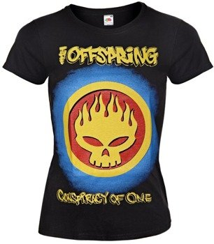 bluzka damska THE OFFSPRING - CONSPIRACY OF ONE