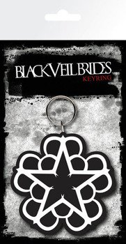 brelok BLACK VEIL BRIDES - STAR