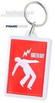 brelok do kluczy GREEN DAY (SHOCK) (PK5389)