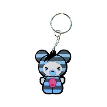 brelok gumowy FREAKS AND FRIENDS - BEAR FREAK KEYCHAIN RUBB