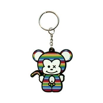 brelok gumowy FREAKS AND FRIENDS - MONKEY FREAK KEYCHAIN RU