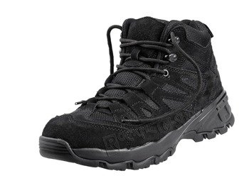buty BRANDIT OUTDOORBOOT TRAIL MID. black