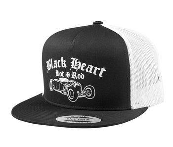 czapka BLACK HEART - SO.CAL