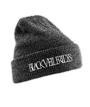 czapka BLACK VEIL BRIDES - LOGO GREY