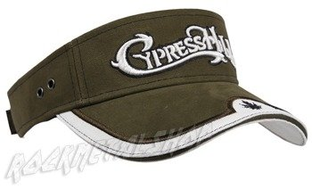 czapka CYPRESS HILL - GREEN VISOR (1404HIL)