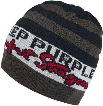 czapka DEEP PURPLE - PERFECT STRANGERS, zimowa