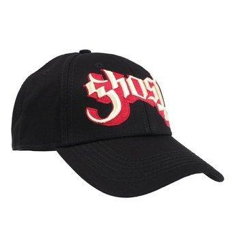czapka GHOST - LOGO