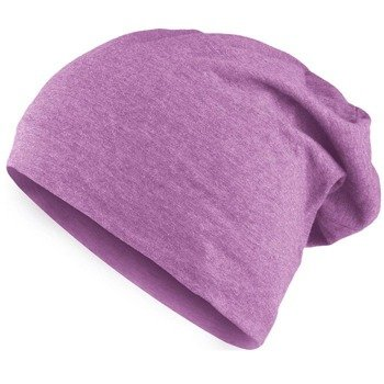 czapka MASTERDIS - HEATHER JERSEY BEANIE purple