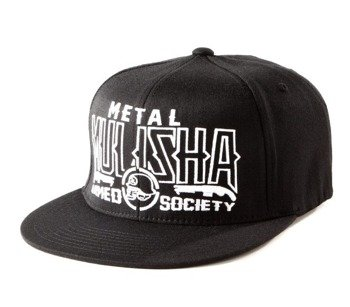 czapka METAL MULISHA - BLAST black